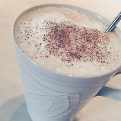 Chai latte – min alldeles egen lyx i vardagen